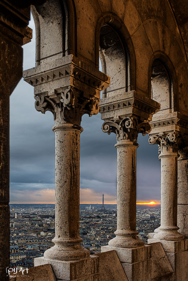 Top photography location Paris by PilArt