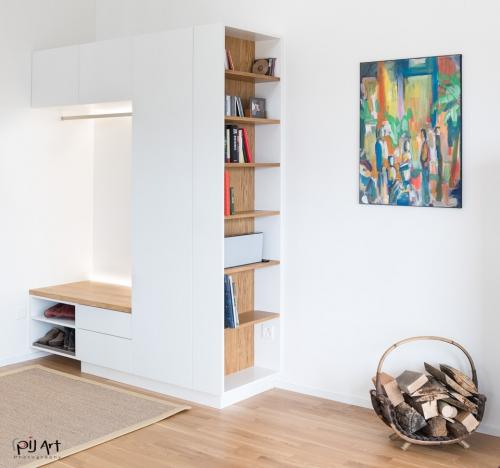 Auftrag Moebel-Art Bücherregal